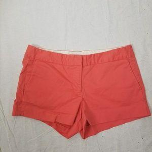J. Crew shorts Size 10
